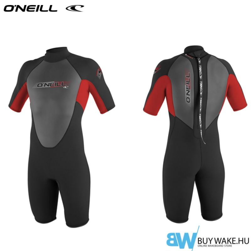 ONeill wetsuits youth YOUTH REACTOR 2mm S/S SPRING Neoprene Gyerek