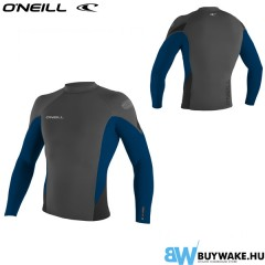 ONeill wetsuits men HYPERFREAK 1.5mm L/S CREW Neoprene Férfi