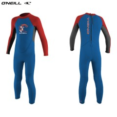 ONeill wetsuits TODDLER REACTOR II 2MM BACK ZIP Boys Neoprene Gyerek