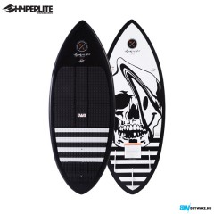 "Hyperlite wakesurf HI-FI PARTY SHARK 56"" 2019"